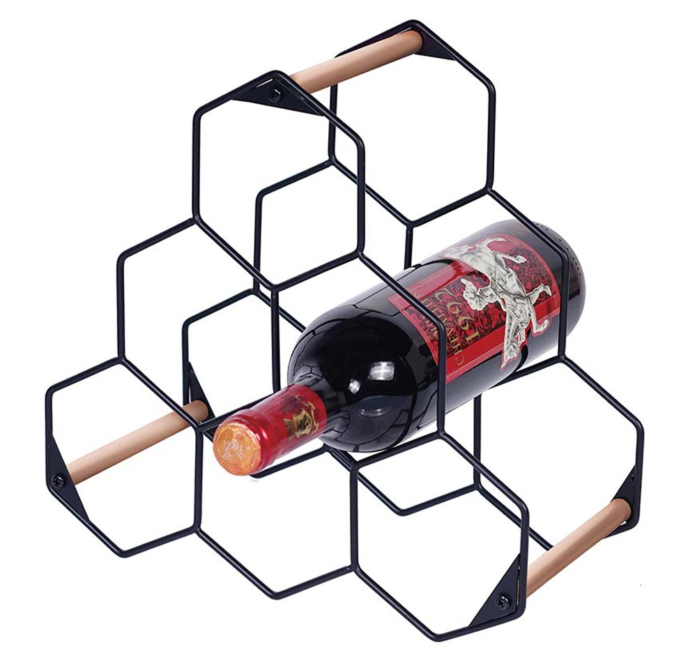 Berlinger Haus Ραφιέρα κρασιού Black Rose Collection BH-6772