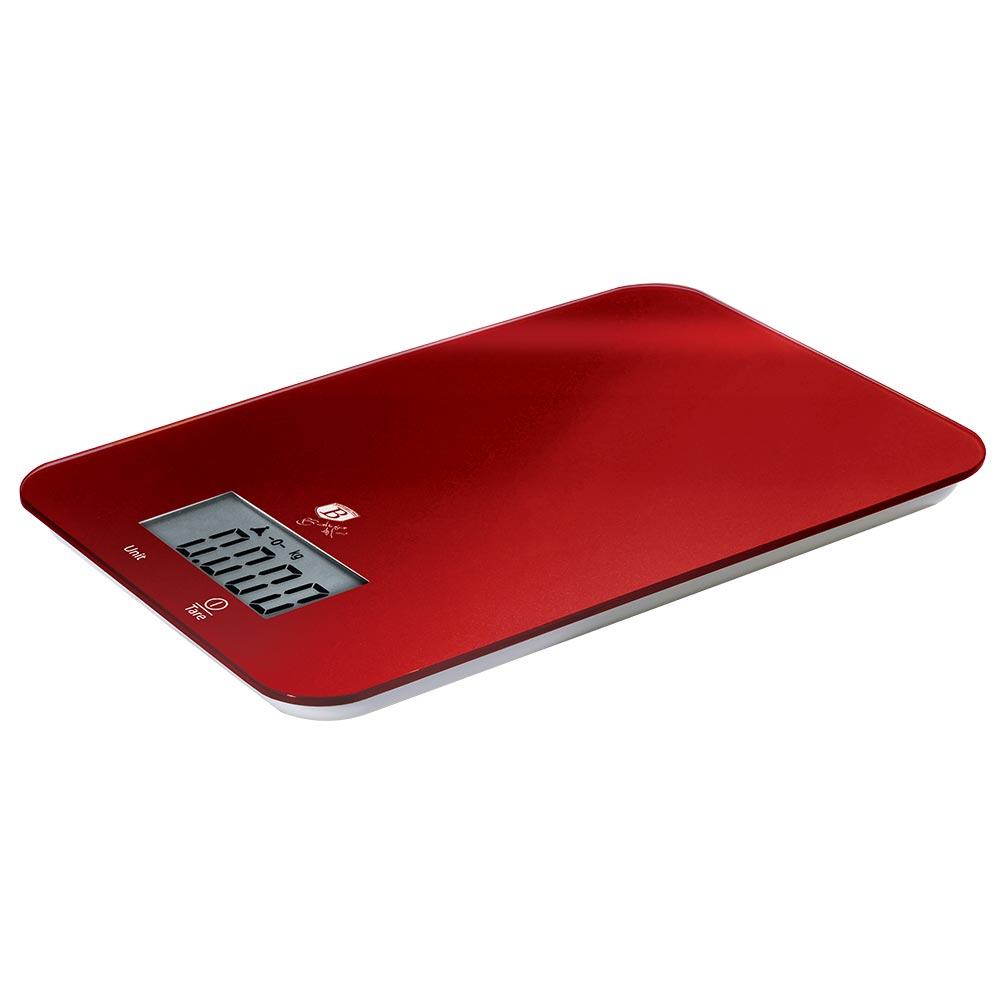Ψηφιακή Ζυγαριά Κουζίνας 5kg Berlinger Haus BH-9002