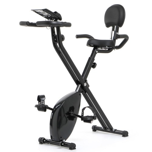 HomAthlon X-Bike Μαγνητικό ποδήλατο γυμναστικής με ψηφιακό μετρητή HA-XB