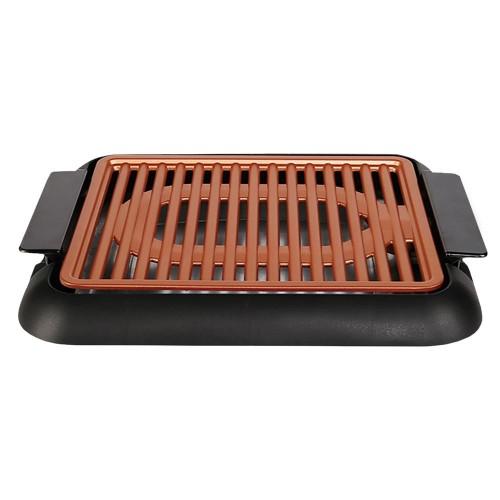 HomeVero Smokeless Grill Άκαπνη ψησταριά 1000W HV-24146