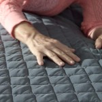 Cover Max Υποαλλεργικό κάλυμμα στρώματος 2 όψεων 140x200cm