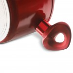 Edenberg Αντικολλητική κατσαρόλα 20cm με γυάλινο καπάκι EB-7408