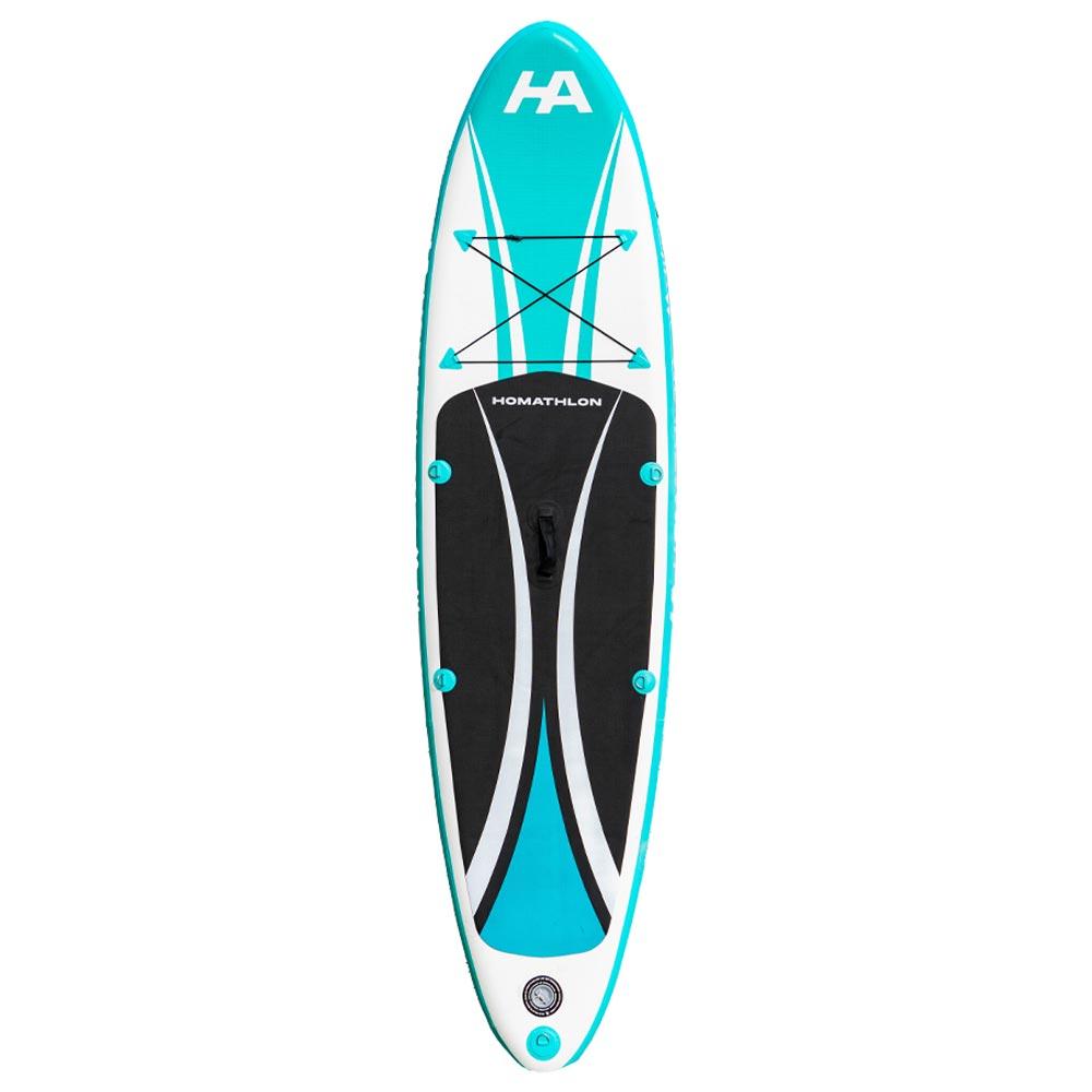 HomAthlon Φουσκωτή σανίδα SUP 10' (305 cm) Malibu HA-25031