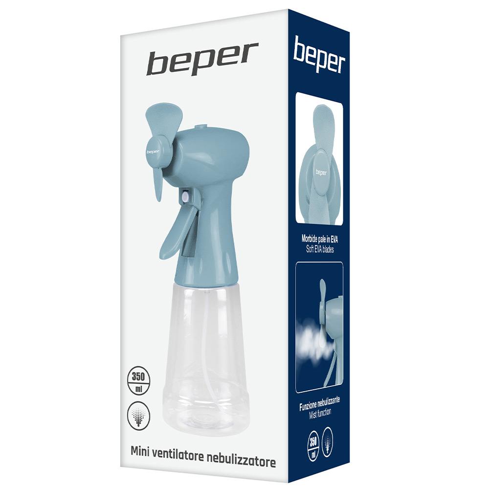 Beper Ανεμιστηράκι χειρός με υδρονέφωση P206VEN440