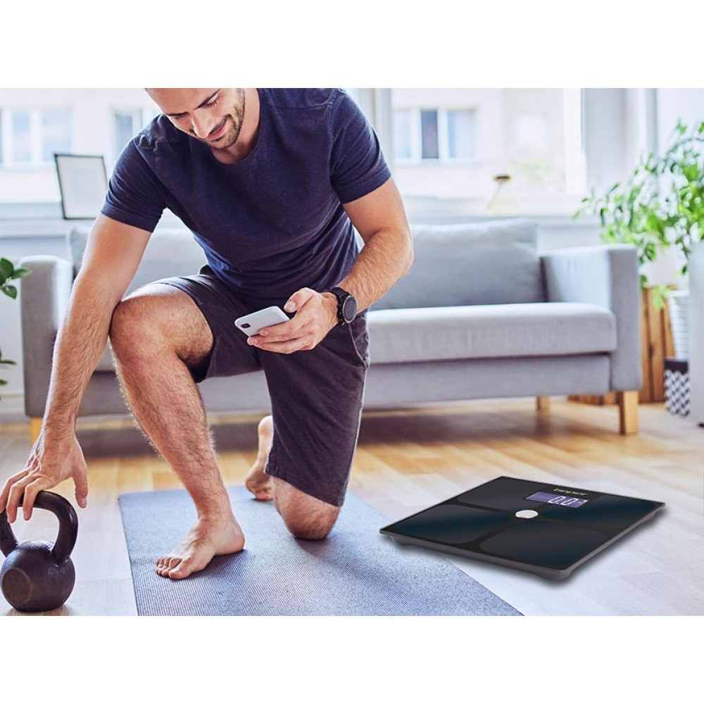 Beper Ηλεκτρονική ζυγαριά βιοηλεκτρικής αντίστασης με App P303BIP050
