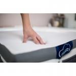 Eazzzy Topper Ανώστρωμα για Αναζωογονητικό Ύπνο και Εξασφάλιση Σωστής Στάσης Σώματος 100 x 200 x 7 cm