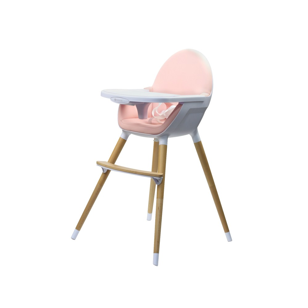 Παιδικό καρεκλάκι φαγητού Ροζ Kinderline WHC-701.1-PNK