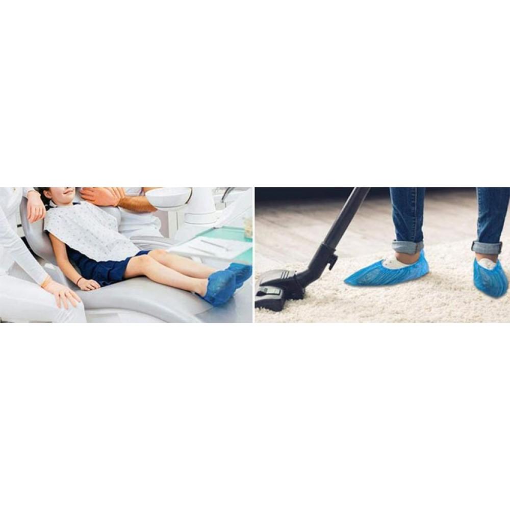 Beper Σετ 100 καλύμματα παπουτσιών για τον Αυτόματο διανομέα καλυμμάτων C206UTI002
