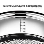Homevero Σετ Κατσαρόλες από Ανοξείδωτο Ατσάλι 27 Τεμαχίων HV-1027