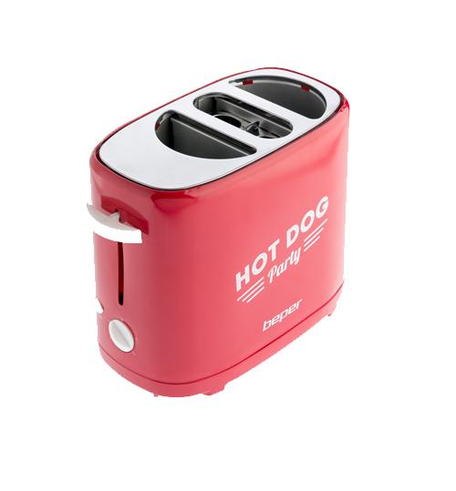 Beper 90.488 Συσκευή Hot Dog 750W