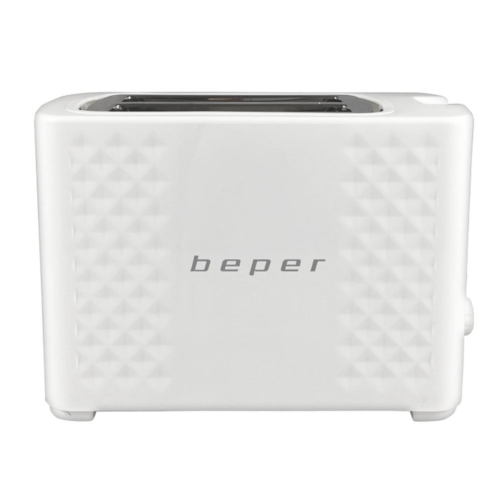 Beper BT.100B Φρυγανιέρα Λευκή