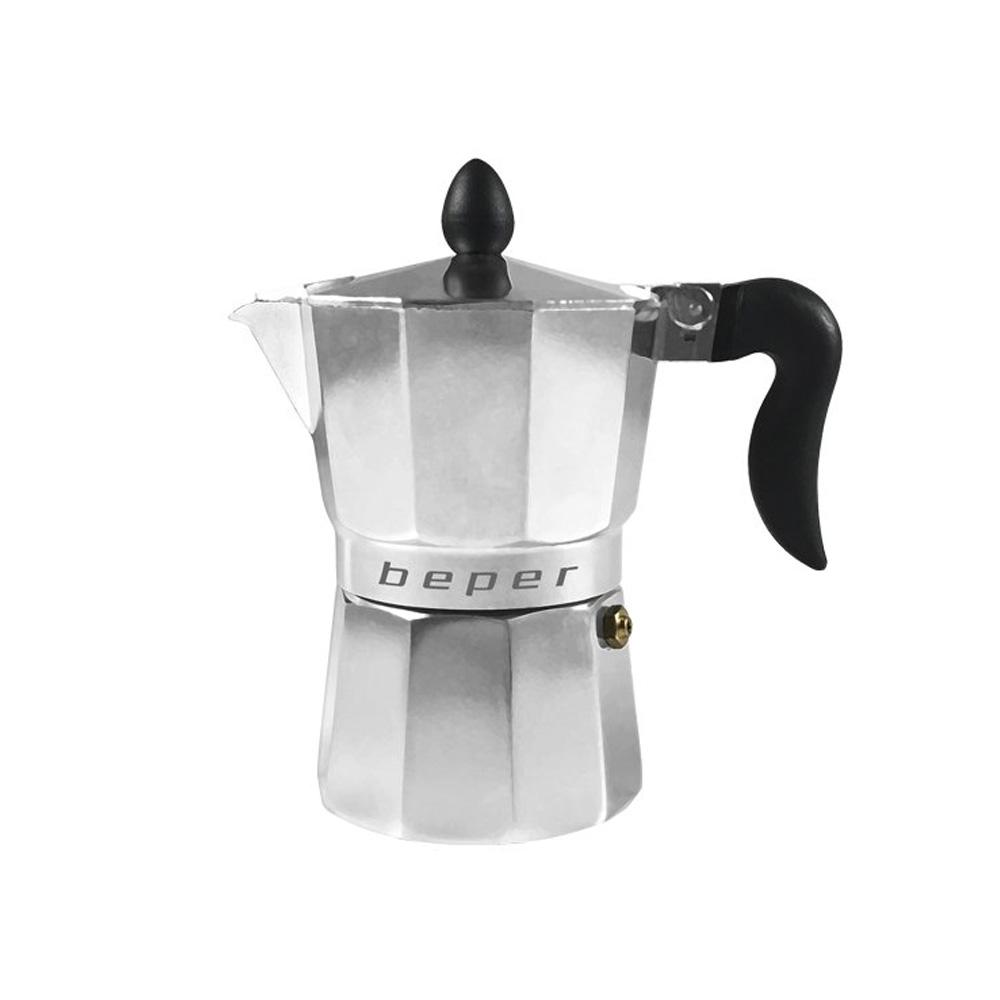 Beper CA.012 Καφετιέρα Εσπρέσο 6 Φλιτζανιών