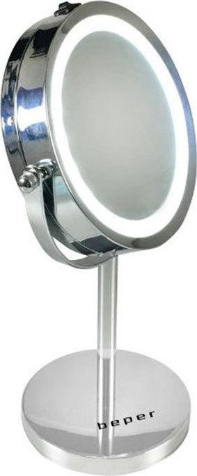 Beper 40.290 Διπλός Καθρέφτης με Φως LED