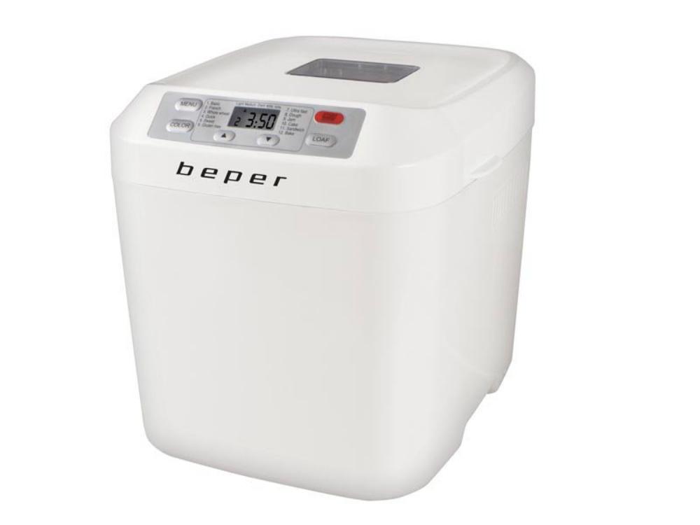 Beper BC.130 Αρτοπαρασκευαστής