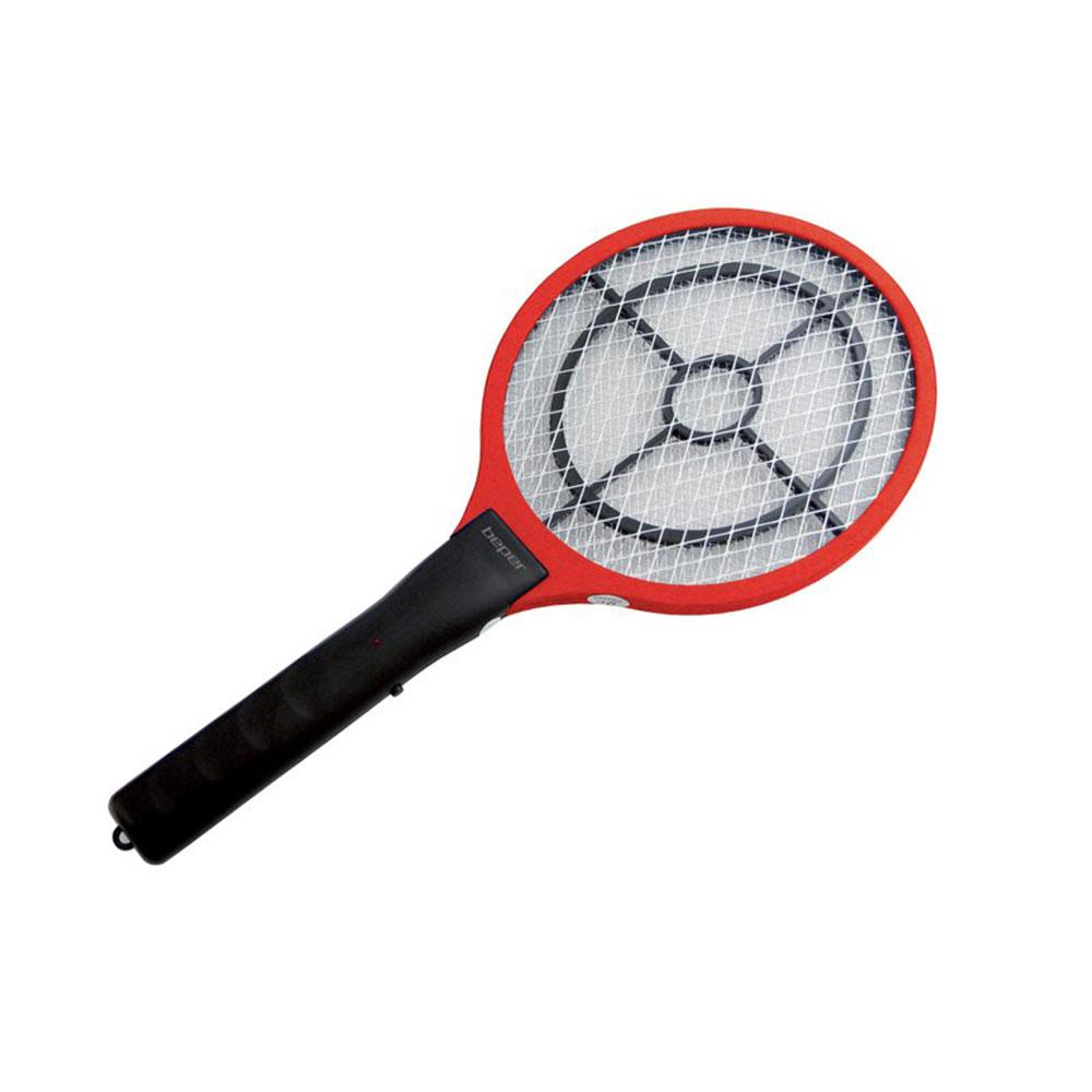 Beper VE.650R Ρακέτα Ηλεκτρική για Μύγες, Κουνούπια, Έντομα Κόκκινη
