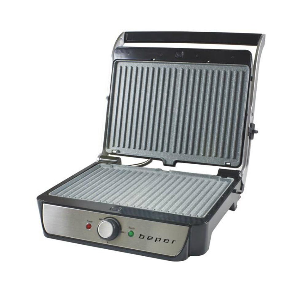 Beper BT.300 Grill – Τοστιέρα με αφαιρούμενες πλάκες 2000W