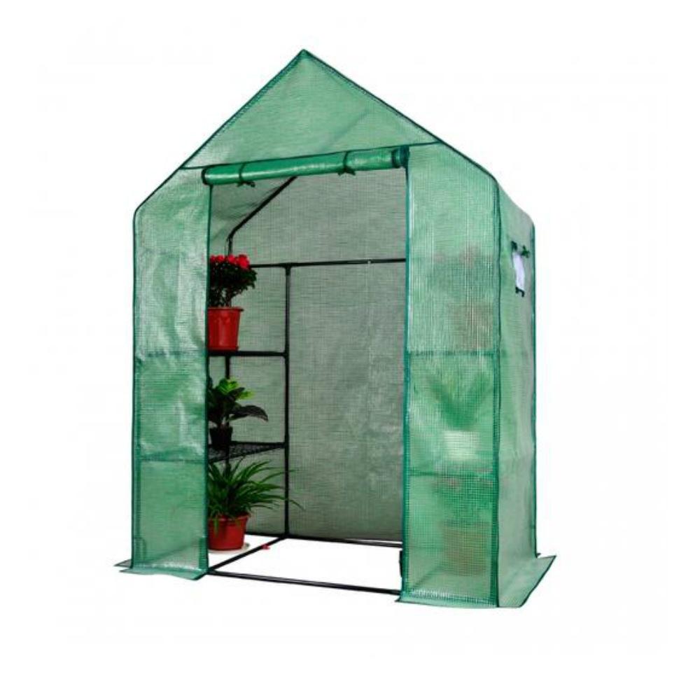 Φορητό Mini Θερμοκήπιο με παράθυρα Herzberg HG-8002