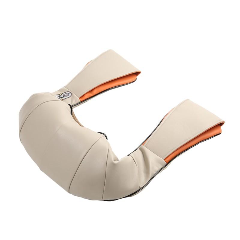 Συσκευή μασάζ αυχένα, ώμων, πλάτης, χεριών & ποδιών, λευκή, Cenocco CC-9042-WH