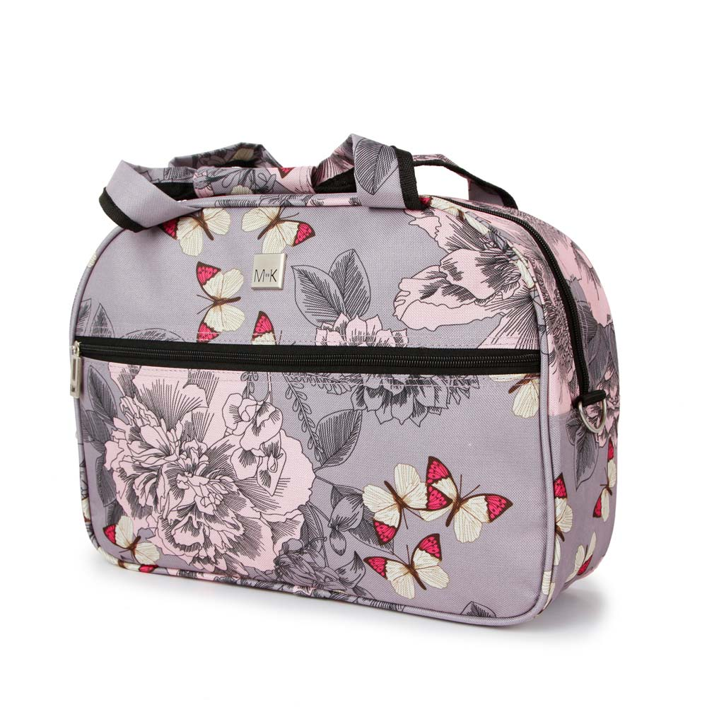 SUNRISE BAGS ΣΑΚ ΒΟΥΑΓΙΑΖ 12 λίτρα 38cm Pink Butterfly 2092N-HB-PK