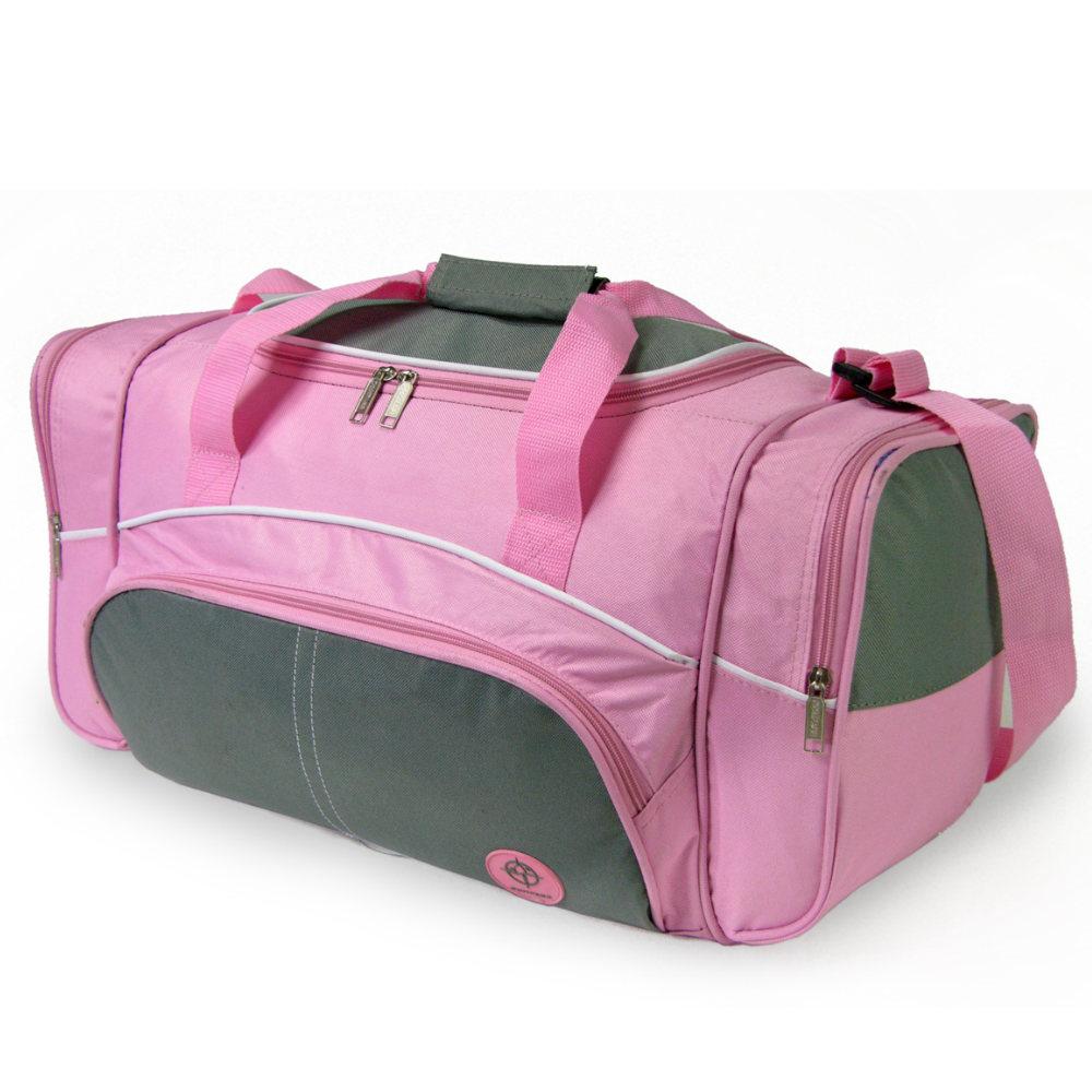 A201.A-PK Σακ Βουαγιάζ Ροζ 38Lt Sunrise Bags