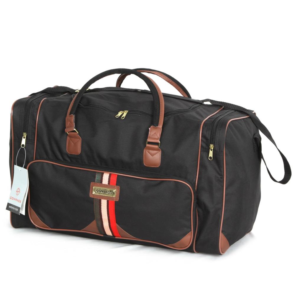 A27.A-BK Σακ Βουαγιάζ Μαύρο 52Lt Sunrise Bags