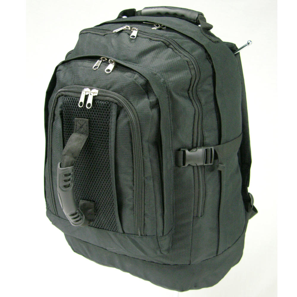 BP30.F-BK Σακίδιο Πλάτης Μαύρο 29Lt Sunrise Bags