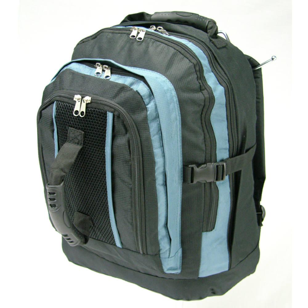 BP30.F-BL Σακίδιο Πλάτης Μπλε 29Lt Sunrise Bags