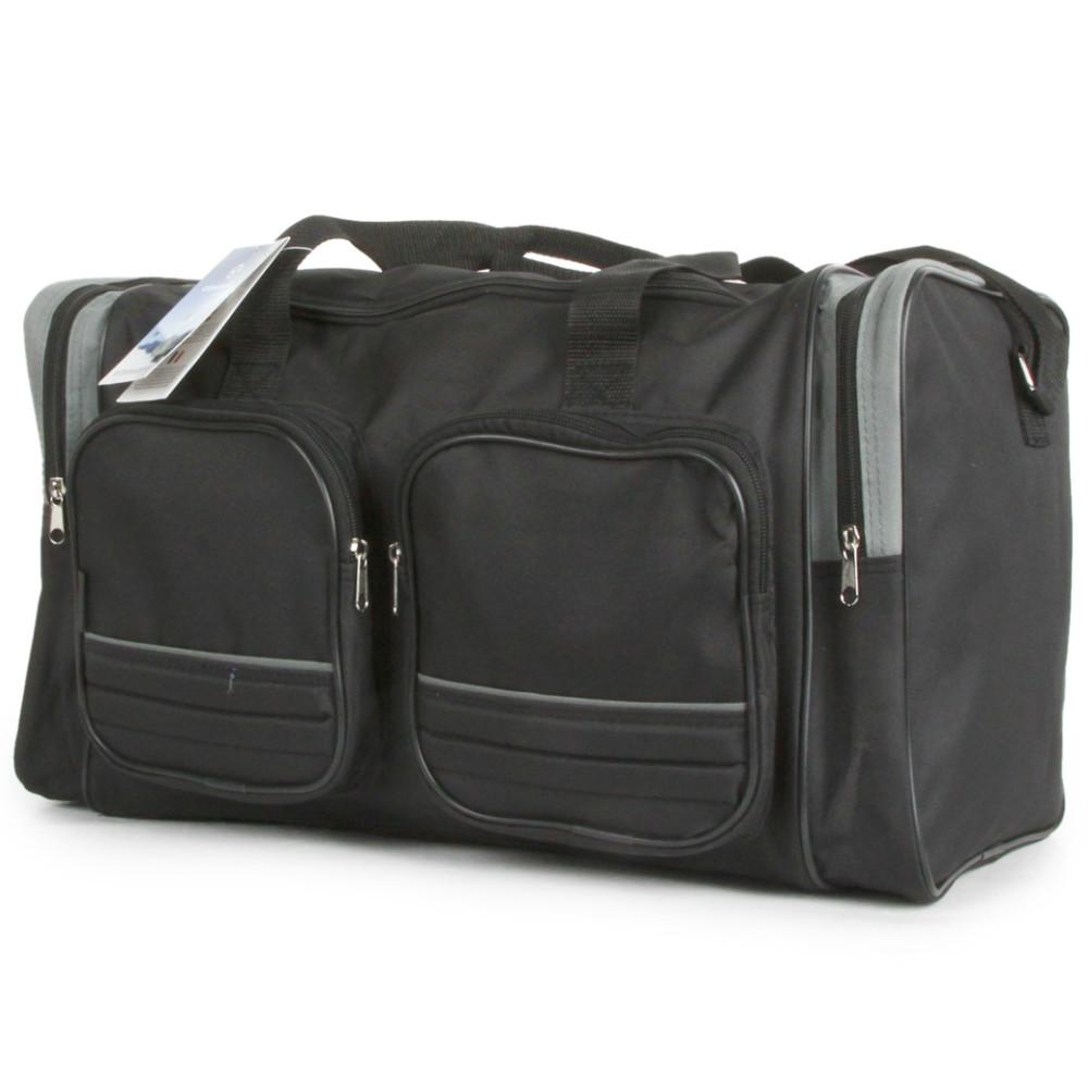 A45.B-GY Σακ Βουαγιάζ Γκρι 50Lt Sunrise Bags