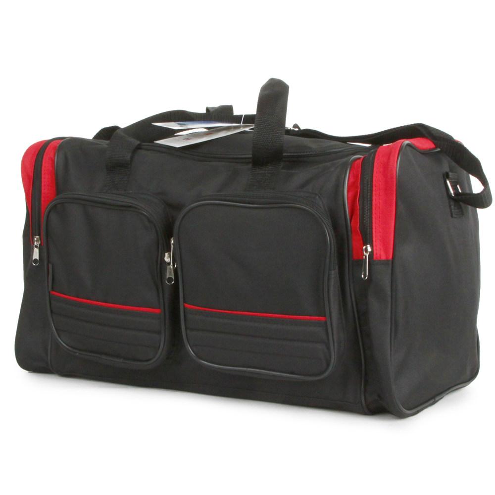 A45.B-RD Σακ Βουαγιάζ Κόκκινο 50Lt Sunrise Bags
