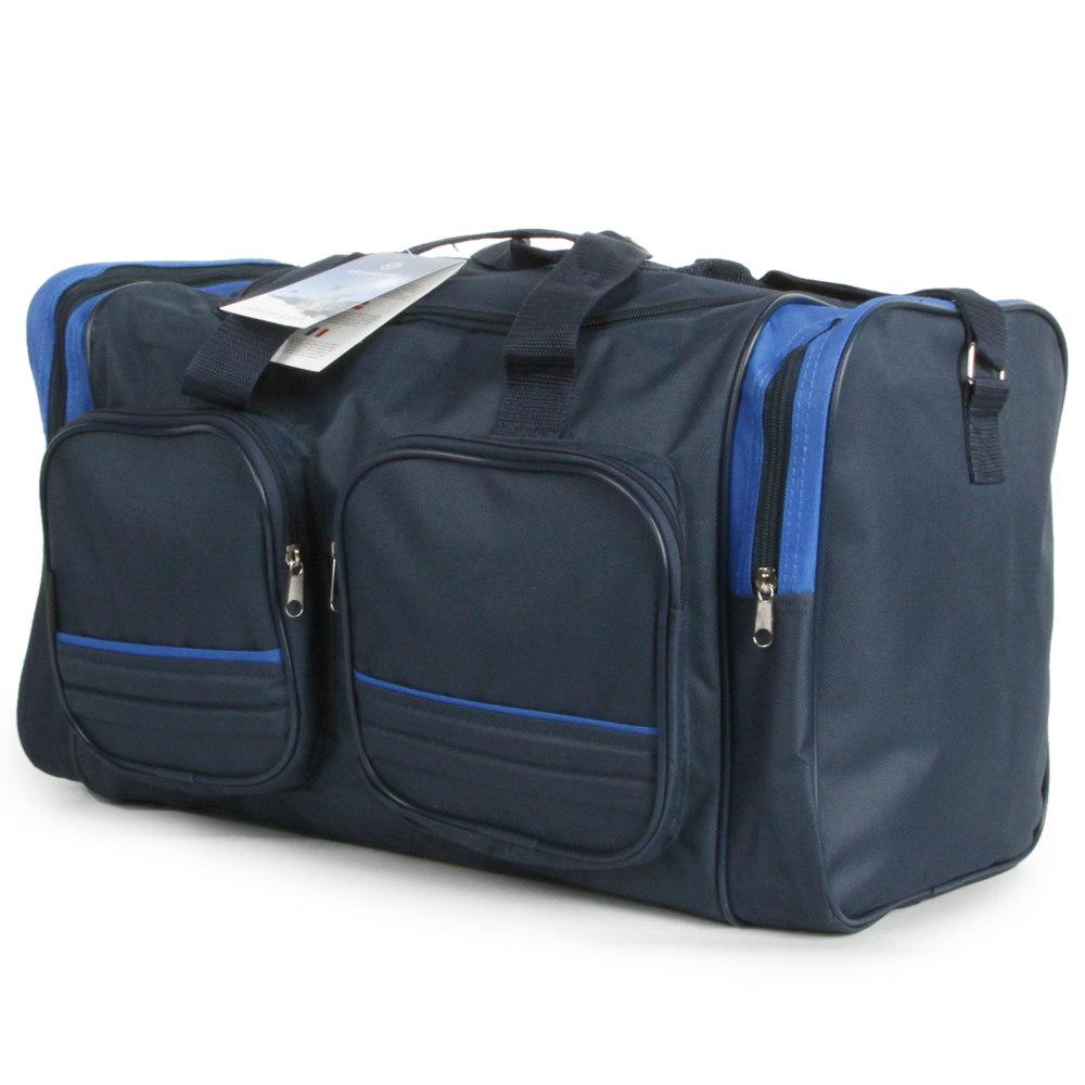 A45.B-BL Σακ Βουαγιάζ Μπλε 50Lt Sunrise Bags