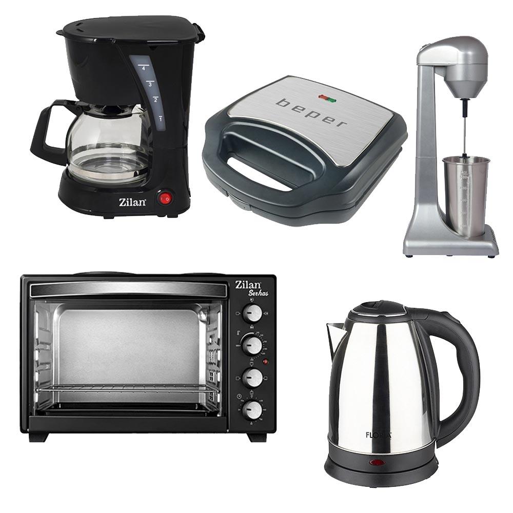 Φοιτητικό Πακέτο – Ηλεκτρικές Συσκευές Κουζίνας BUN-001