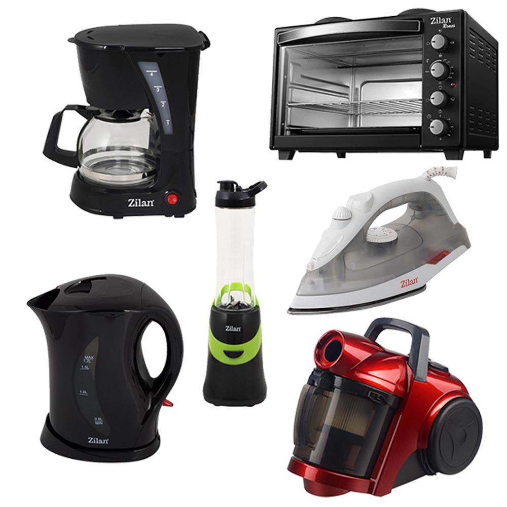 Φοιτητικό Πακέτο – Ηλεκτρικές Συσκευές Κουζίνας και Συσκευές Καθαριότητας BUN-002