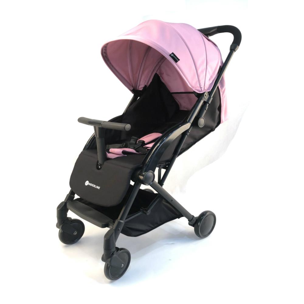 Παιδικό καροτσάκι Ροζ Kinderline STL-733.1-PNK