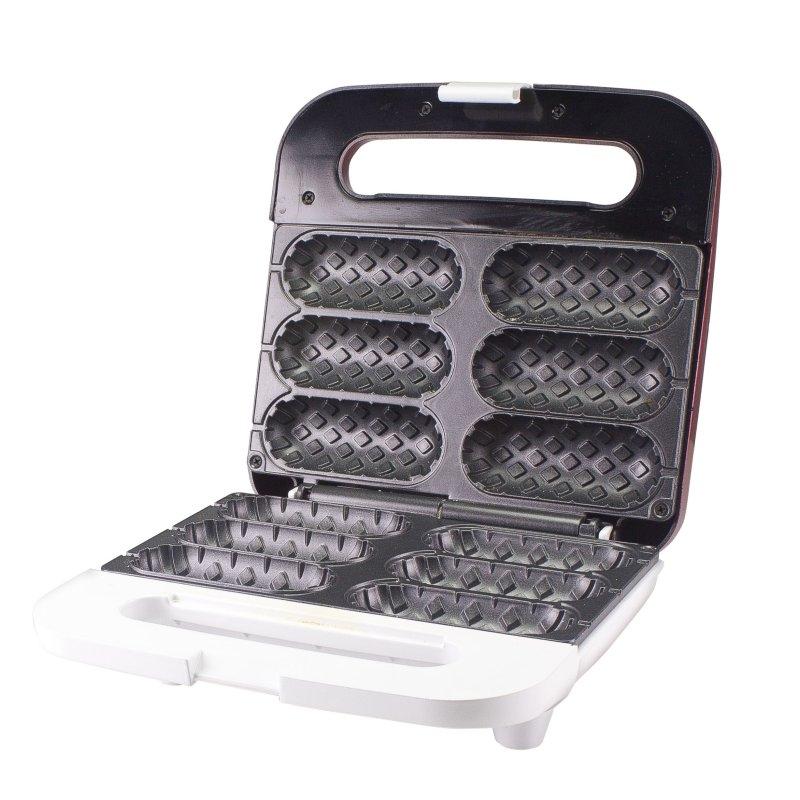 Beper Συσκευή για βάφλα ξυλάκι 850W P101CUD100