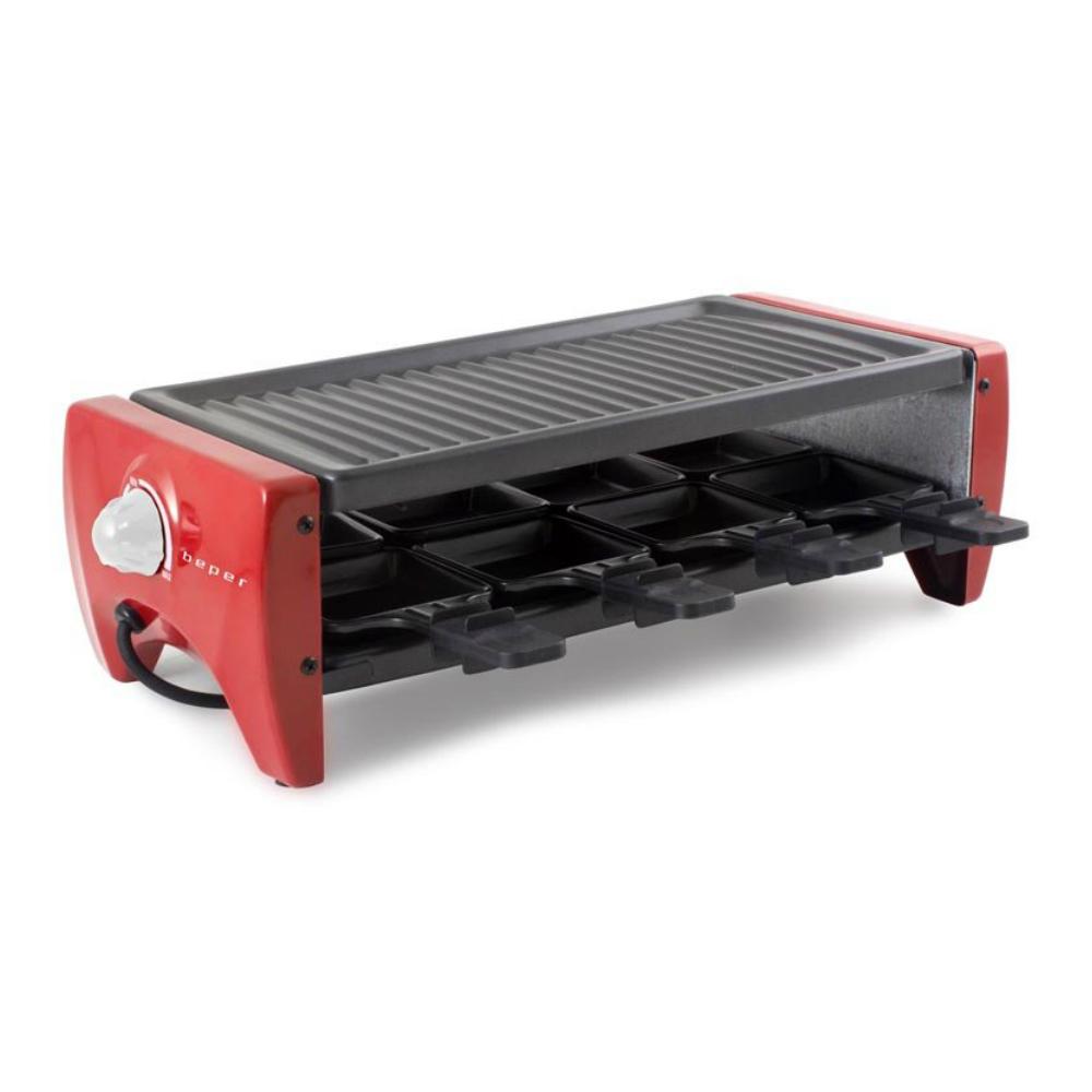 Beper BT.750Y Ηλεκτρική Ψησταριά Raclette για 8 άτομα