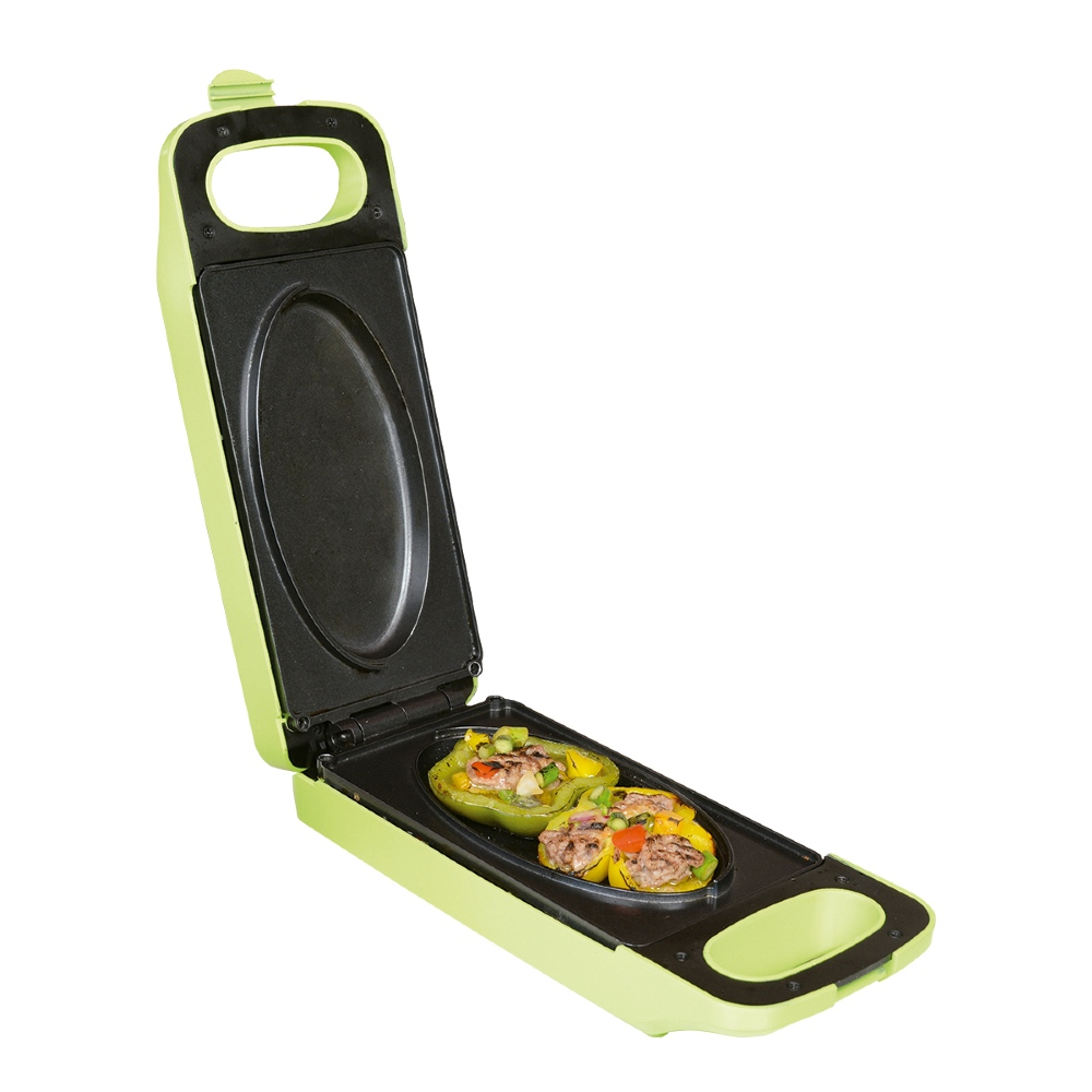 Homevero Ηλεκτρικός παρασκευαστής γευμάτων Πράσινος Express Cooker