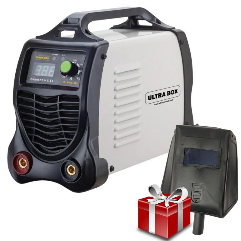 Ultra Box Συσκευή Ηλεκτροσυγκόλλησης UT-MMA-350