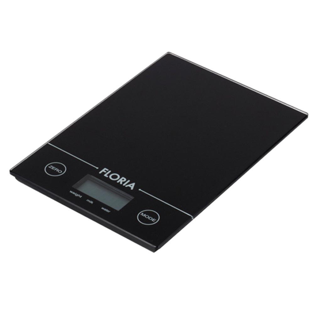 Zilan Ψηφιακή Μεταλλική Ζυγαριά Κουζίνας Μαύρη ZLN1686-BLACK