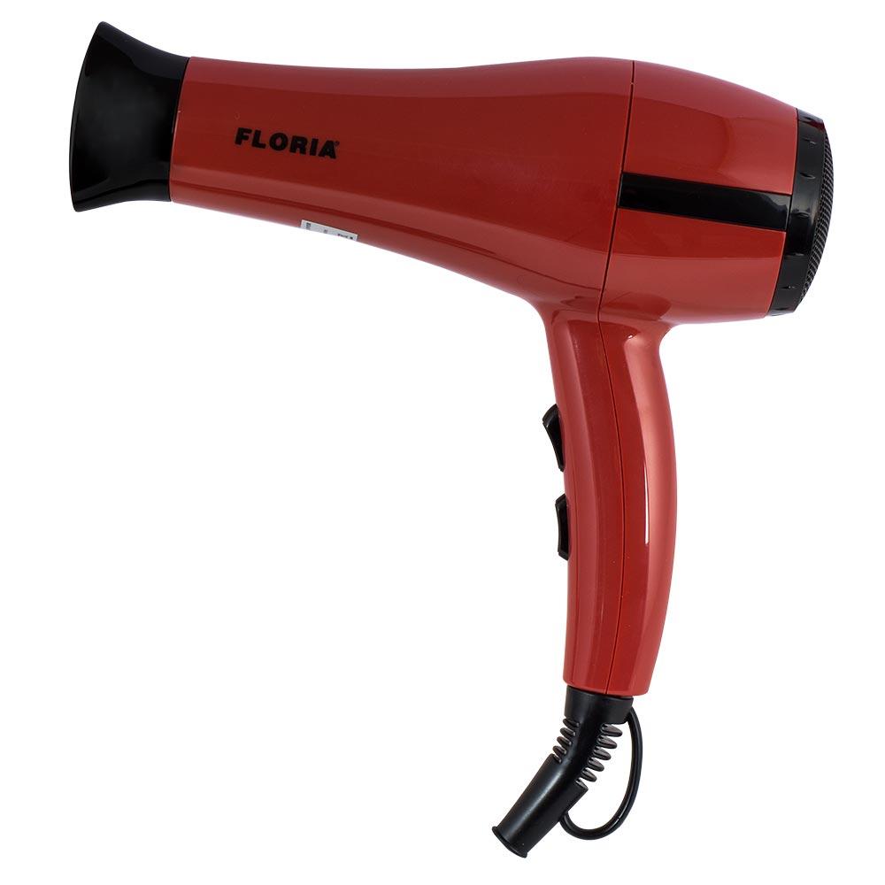 Zilan Σεσουάρ μαλλιών 2000W Κόκκινο ZLN8983-RED